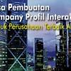 Pembuatan Company Profile Interaktif