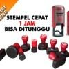 Pembuatan Stempel Cepat di Tangerang