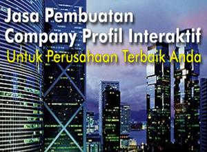 Jasa Pembuatan company Profile