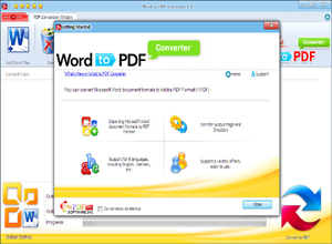 save word ke pdf