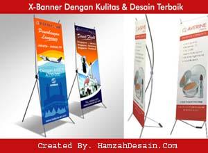 Cetak Banner Cepat di BSD